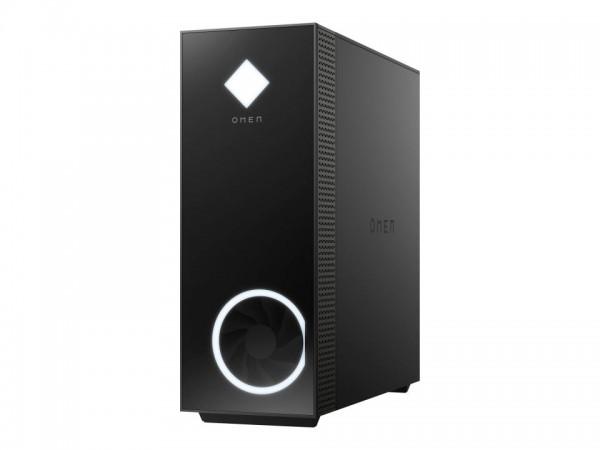 OMEN 25L by HP GT12-0025ng - microATX - Core i7 10700 / 2.9 GHz - RAM 16 GB - SSD 512 GB - NVMe, TLC