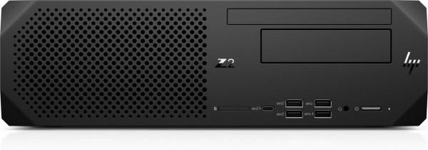 HP Z2 SFF G5. Prozessor-Taktfrequenz: 2,9 GHz, Prozessorfamilie: Intel® Core™ i7 Prozessoren der 10.