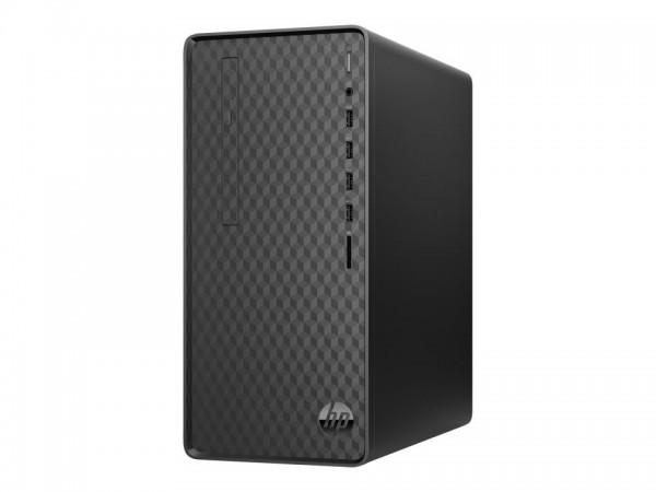 HP Desktop M01-F1028ng - MT - Core i5 10400F / 2.9 GHz - RAM 8 GB - SSD 512 GB - NVMe - DVD-Writer -