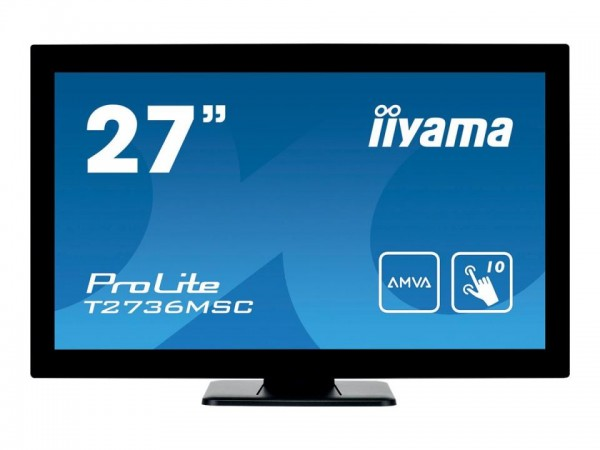 "Iiyama ProLite T2736MSC-B1 - LED-Monitor - 68.6 cm (27"") T2736MSC-B1"