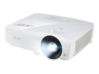 Acer X1225i - DLP-Projektor - UHP - tragbar - 3D - 3600 ANSI-Lumen - XGA (1024 x 768) - 4:3 - LAN