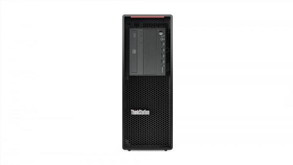 Lenovo ThinkStation P520. Prozessor-Taktfrequenz: 3,8 GHz, Prozessorfamilie: Intel® Xeon® W, Prozess