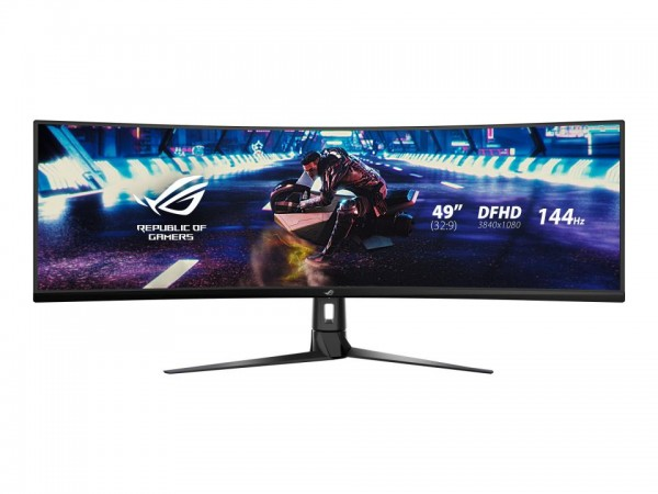 """ASUS ROG Strix XG49VQ - LED-Monitor - gebogen - 124.46 cm (49"""") 90LM04H0-B01170"""