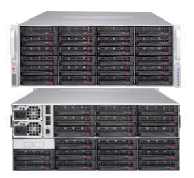 Supermicro CSE-847E1C-R1K23JBOD Prozessor Festplatte CSE-847E1C-R1K23JBOD