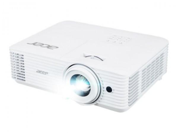 Acer X1527H - DLP-Projektor - UHP - tragbar - 3D - 4000 ANSI-Lumen - Full HD (1920 x 1080) - 16:9