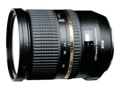 Tamron SP A007 - Zoomobjektiv - 24 mm - 70 mm - f/2.8 Di VC USD - Canon EF - für Canon EOS 1100, 1D,