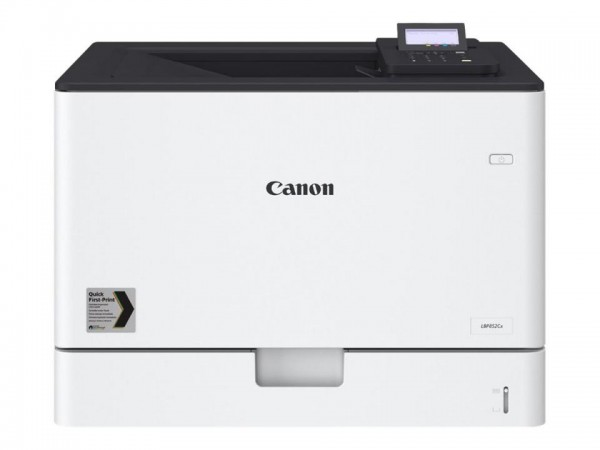 Canon i-SENSYS LBP852Cx - Drucker - Farbe - Duplex - Laser - A3/Ledger - 9600 x 600 dpi - bis zu 36