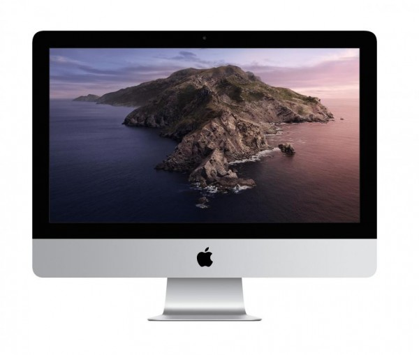 Apple iMac . Produkttyp: All-in-One-PC. Bildschirmdiagonale: 54,6 cm (21.5 Zoll), HD-Typ: Full HD, B
