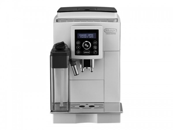 De'Longhi ECAM23.460.W - Automatische Kaffeemaschine mit Cappuccinatore - 15 bar - weiß