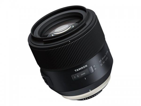Tamron SP F016 - Teleobjektiv - 85 mm - f/1.8 Di VC USD - Canon EF
