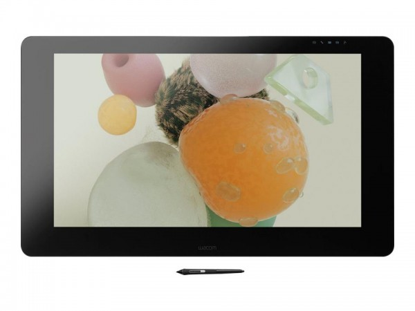 Wacom Cintiq Pro DTH-3220 - Digitalisierer mit LCD Anzeige - 69.7 x 39.2 cm - Multi-Touch - elektrom