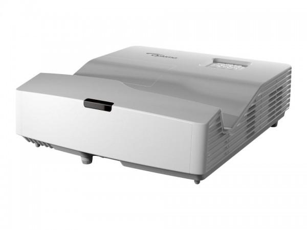 Optoma HD31UST - DLP-Projektor - 3D - 3400 lm - Full HD (1920 x 1080) - 16:9 - 1080p - Ultra Short-T