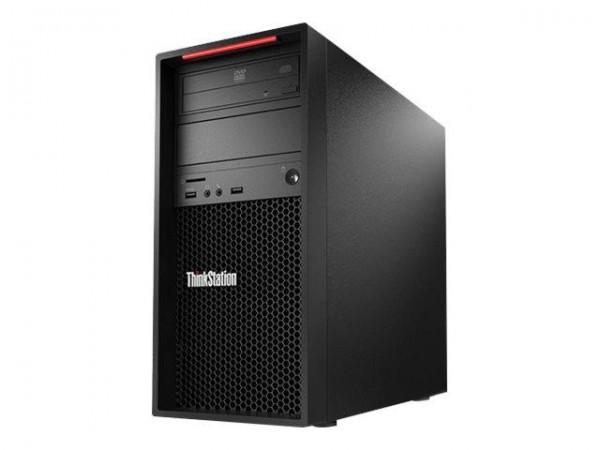 Lenovo ThinkStation P520c 30BX - Tower - 1 x Xeon W-2223 / 3.6 GHz - vPro - RAM 16 GB - SSD 512 GB -