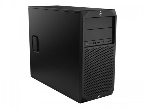 HP Workstation Z2 G4 - MT - 1 x Core i7 9700K / 3.6 GHz - RAM 32 GB - SSD 1 TB - HP Z Turbo Drive, T