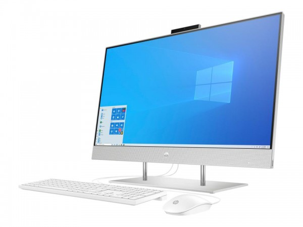 HP 27-dp0025ng - All-in-One (Komplettlösung) - Core i7 10700T / 2 GHz - RAM 8 GB - SSD 512 GB - NVMe