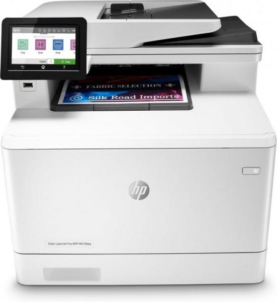 HP Color LaserJet Pro M479fdw. Drucktechnologie: Laser, Drucken: Farbdruck, Maximale Auflösung: 600