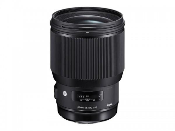 Sigma Art - Objektiv - 85 mm - f/1.4 DG HSM - Nikon F