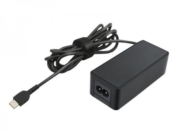 Lenovo 45W Standard AC Adapter (USB Type-C) - Netzteil - Wechselstrom 100-240 V - 45 Watt - FRU - fü