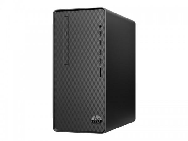 HP Desktop M01-F1007ng - MT - Core i5 10400 / 2.9 GHz - RAM 8 GB - SSD 512 GB - NVMe - DVD-Writer -