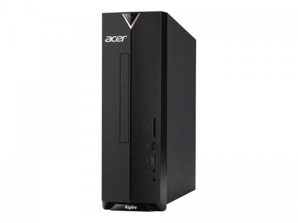 Acer Aspire XC-895 - SFF - Core i3 10100 / 3.6 GHz - RAM 8 GB - SSD 512 GB - DVD SuperMulti - UHD Gr