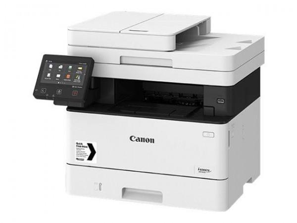 Canon i-SENSYS MF449x - Multifunktionsdrucker - s/w - Laser - A4 (210 x 297 mm), Legal (216 x 356 mm