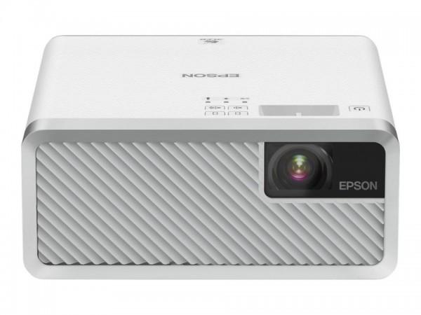 Epson EB-W70 - 3-LCD-Projektor - tragbar - 2000 lm (weiß) - 2000 lm (Farbe) - WXGA (1280 x 800) - 16
